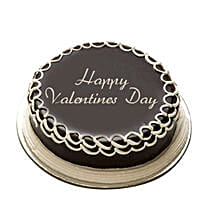 Valentine Special Chocolate Cake: Cake Delivery in Hansi