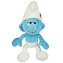 Vanity Smurf Soft Toy with Chocolate: Gifts for Kids