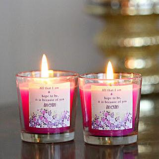 Warm Glow: Candles