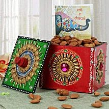 Wishes Of Bhaidooj: Bhai Dooj Gifts Srinagar