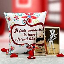 Wonderful Friendships Gift: Perfumes for Friendship Day