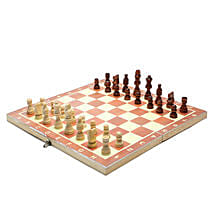 Wooden Chess Board: Gifts for Boys