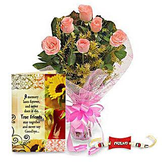 Worlds Best Friendship: Send Flowers & Cards to Ludhiana