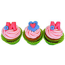 Yummy Surprise For Mom Cupcakes: Cup Cakes to Noida