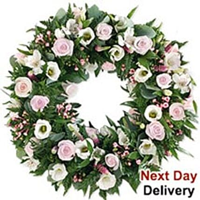 White Wreath mac