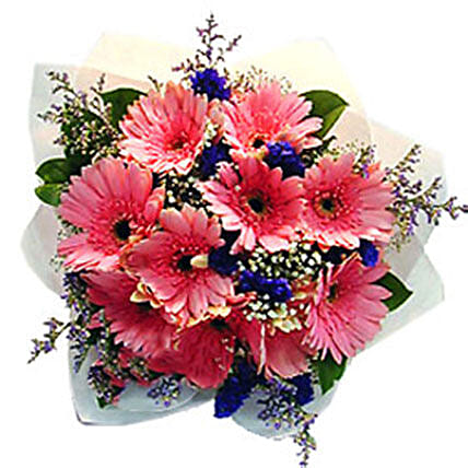 Charming Gerberas Bouquet