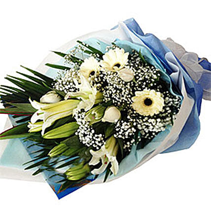 Soothing Bouquet Of Love