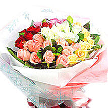 A Bouquet of Smile: Valentine Gift Shopping Malaysia