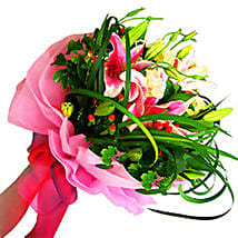Admirable Stargazer Bouquet: Friendship Day Gifts Delivery In Malaysia
