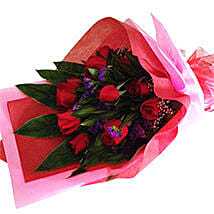 Amazing Bouquet of Roses: Fathers Day Gifts to Malaysia