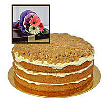 Caramel Butterscotch Cake: Cakes to George Town