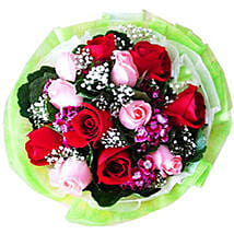 Dreamy Beauty Bouquet: Anniversary Flowers to Malaysia