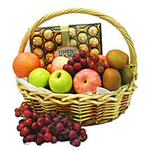 Energetic Fruit Basket: Gift Baskets in Malaysia