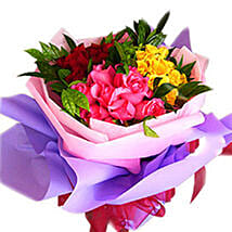 Fantastic Floral Charm: Wedding Gifts to Malaysia