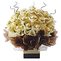 Ferrero Rocher Bouquet: Father's Day Gifts to Malaysia