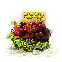 Fruits N Chocolates: Chinese New Year Gifts to Malaysia