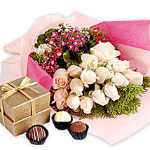 Graceful Roses: Send Birthday Flowers To Malaysia
