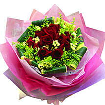 Mesmerising Roses Collection: Flower Delivery in Malaysia