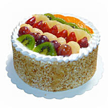 Mixed Fruits Sponge Cake: Christmas Cakes Delivery In Malaysia
