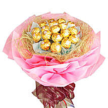 Nest Of Ferrero Rocher: Friendship Day Gifts Delivery In Malaysia