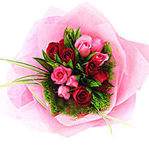 Perfect Impression Bouquet: Anniversary Flowers to Malaysia