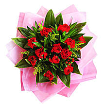 Red Carnations Express: Congratulations Flowers to Malaysia