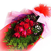 Roses to Remember: Congratulations Flowers to Malaysia