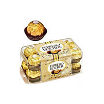 Ferrero Rocher Chocolates 16: Send Chocolates to Mauritius