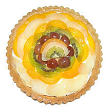 Refreshing Fruit Tart: Mauritius Gifts Delivery