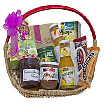 Sweet and Healthy Hamper: Eid Gift Delivery in Mauritius