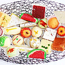 Sweet India Platter: Diwali Sweets to Mauritius