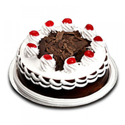 Sweet n Simple Blackforest Cake