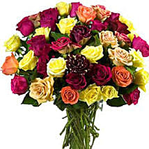 Mixed Rose Bouquet: Romantic Gift Delivery in Nepal