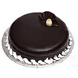 Scrumptious Chocolate Truffle Cake: Love & Romance Gifts to Nepal