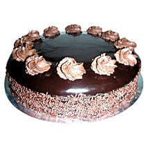 The Tempting Chocolate Rum Cake: Romantic Gift Delivery in Nepal