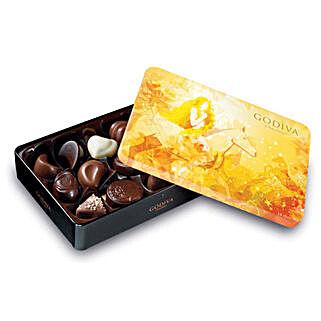 Lady Godiva Chocolates: Gifts to Netherlands