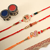 Bond of Love Rakhi: Rakhi to New Zealand