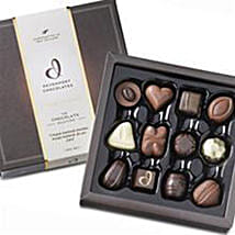Lovely Chocolates Box: Mother's Day Gifts to New Zealand