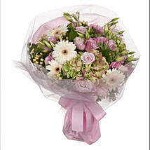 Pastel Mini Posy: Mother's Day Gifts to New Zealand