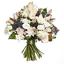 Pink Antique Bouquet: Mother's Day Gifts to New Zealand