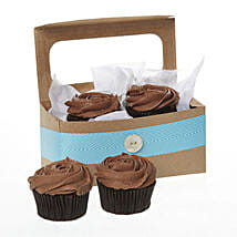 Rose-like Cupcakes: Gift Baskets in Auckland