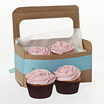 Strawberry Cupcakes: Mother's Day Gifts to New Zealand