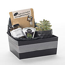 Onyx Mini Gift Hamper - Cheese