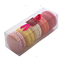 Sweet French Macarons: Friendship Day Gifts ti New Zealand
