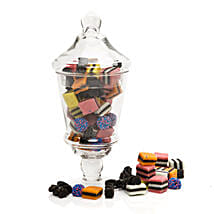 Sweet Licorice Jar: Romantic Gifts to New Zealand