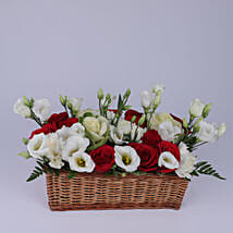 Basket Of Royal Love: Flower Delivery in Suhar