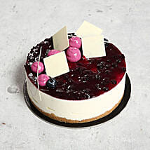 Blueberry Cheesecake OM: Rakhi Gifts for Sister in Oman