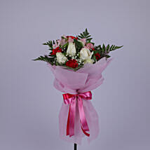 Refreshing Flower Bouquet: Gift Delivery Muscat
