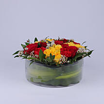 Vibrant Floral Wish: Send Flower Bouquets to Oman