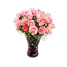 Pink Love: Flower Delivery in Pakistan